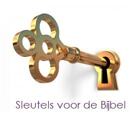 Sleutels bij de bijbel